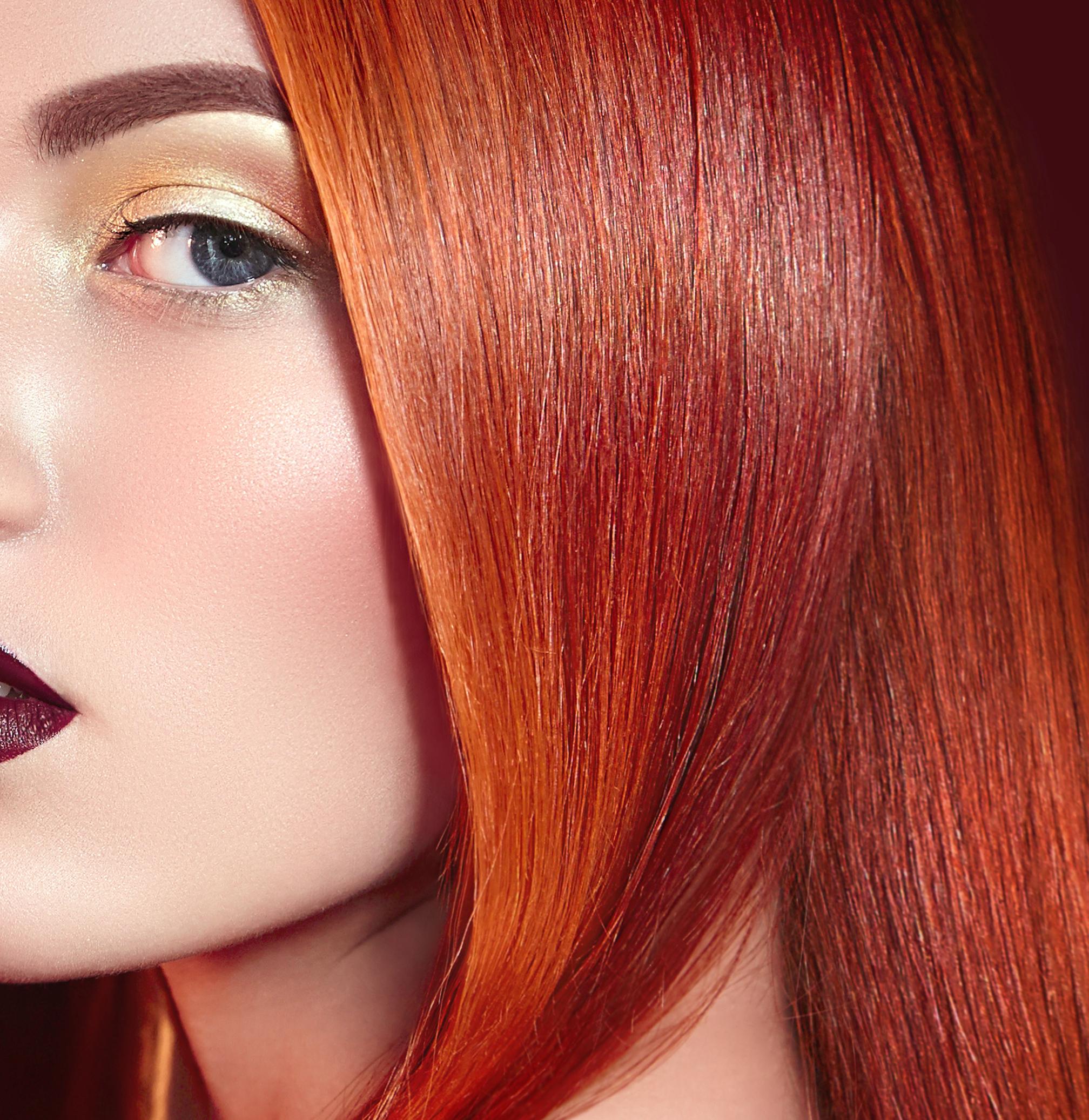 hair colour 2018